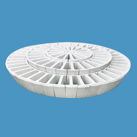 Max-opening Rate Combination Ceramic Dome Arch - Fineway
