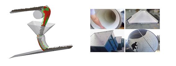Mining and Material Handling - Fineway Ceramics
